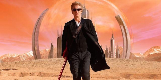 Doctor Who Staffel 10 Showrunner