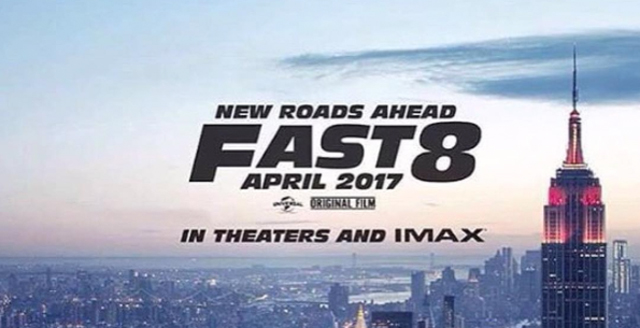 Fast and Furious 8 Dreharbeiten
