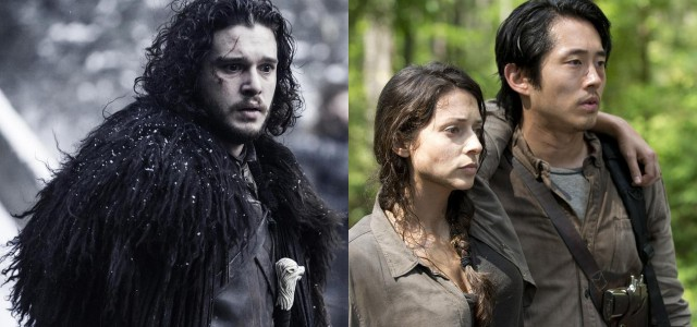 """Game of Thrones"" war die beliebteste Serie 2015 von Internet-Piraten"