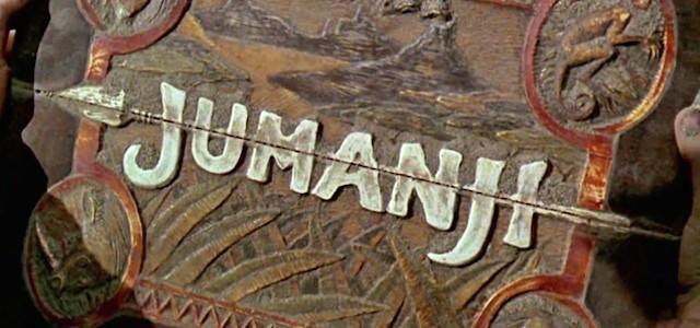 Das Jumanji-Remake findet einen Regisseur