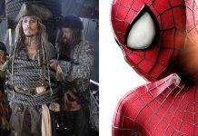 Spider-Man Pirates of the Caribbean 5 Kinostart
