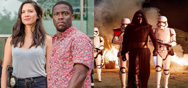 Box-Office USA: Ride Along 2 löst Star Wars an der Spitze ab