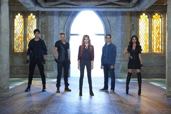Shadowhunters Start Quoten