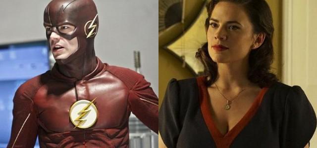"""US-Einschaltquoten: """"The Flash"""" steigt, """"Agent Carter"""" sinkt"""