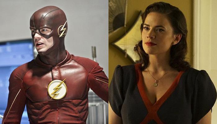 Agent Carter The Flash Staffel 2 Quoten