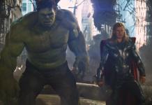 Thor 3 Hulk