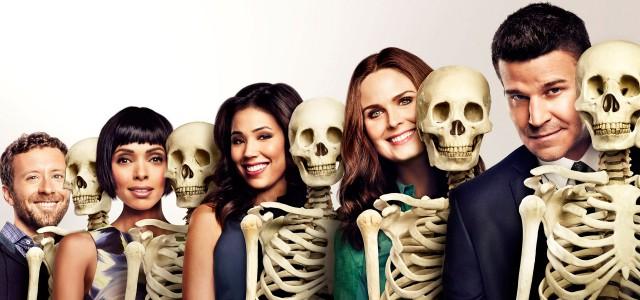 """""""Bones"""": FOX verlängert die Serie um eine 12. und letzte Staffel"""