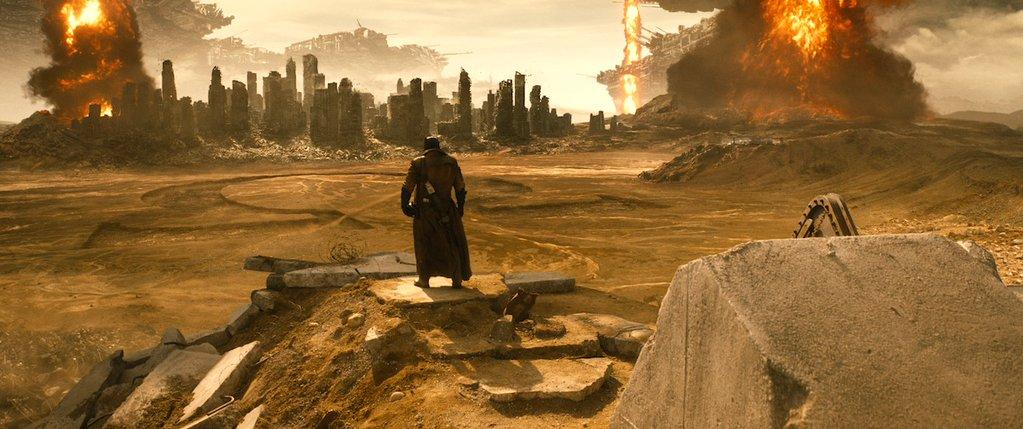 Batman v Superman Poster und Bilder 1