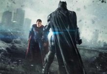 Batman v Superman Trailer und IMAX Poster