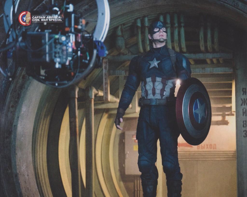 Captain America 3 Fotos 9