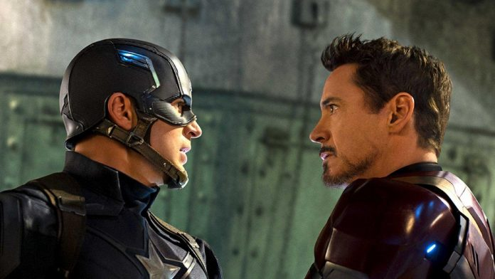 Captain America 3 Fotos Gwyneth Paltrow