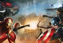The First Avenger Civil War Luke Cage