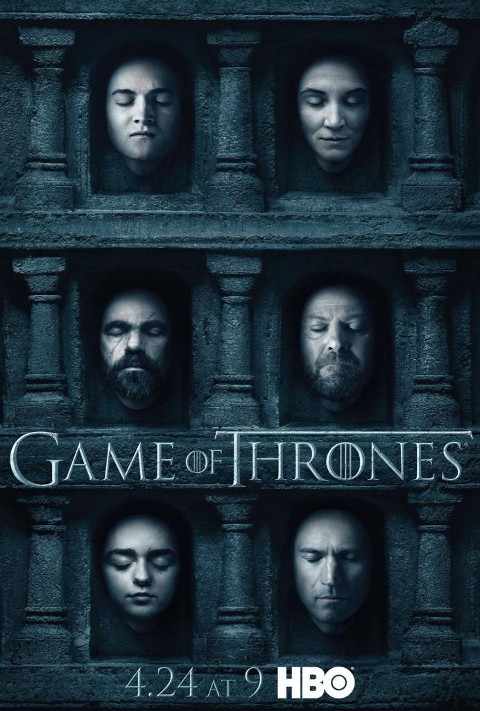 Game of Thrones Staffel 6 Plakate 2