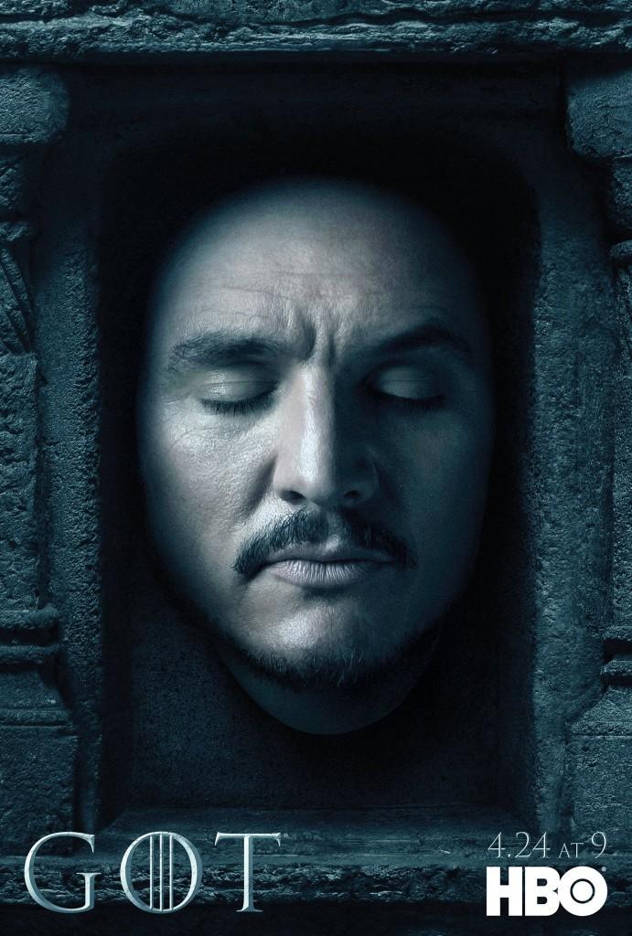Game of Thrones Staffel 6 Plakate 16