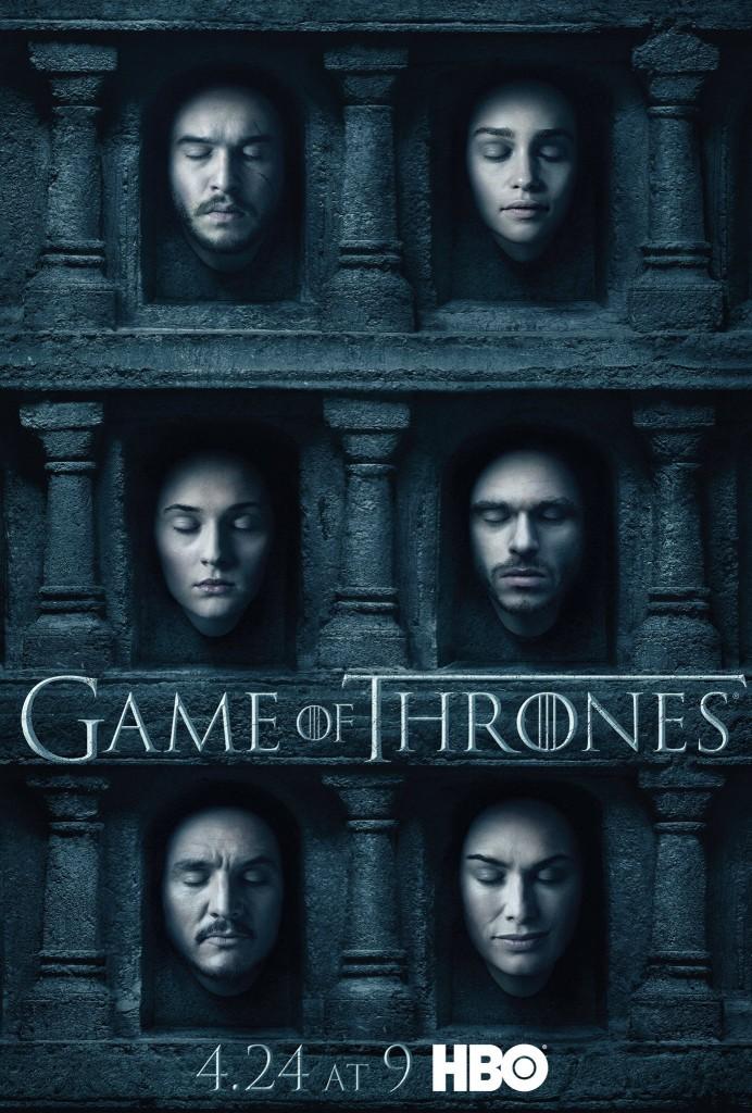 Game of Thrones Staffel 6 Plakate 1