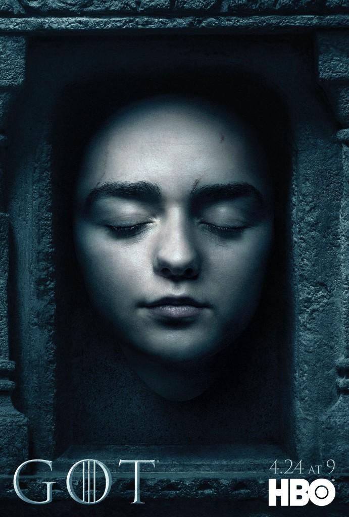 Game of Thrones Staffel 6 Plakate 9