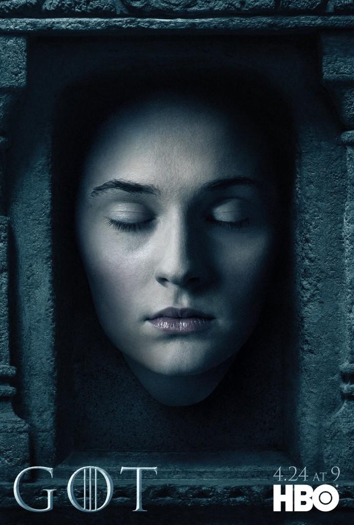 Game of Thrones Staffel 6 Plakate 10