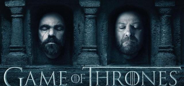 """""""Game of Thrones"""": Die Lebenden und die Toten auf neuen Plakaten zu Staffel 6"""