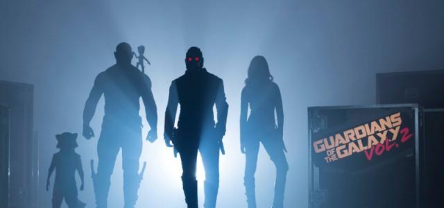 Guardians of the Galaxy Vol. 2: Drehstart, offizielle Besetzung und erstes Teaser-Bild