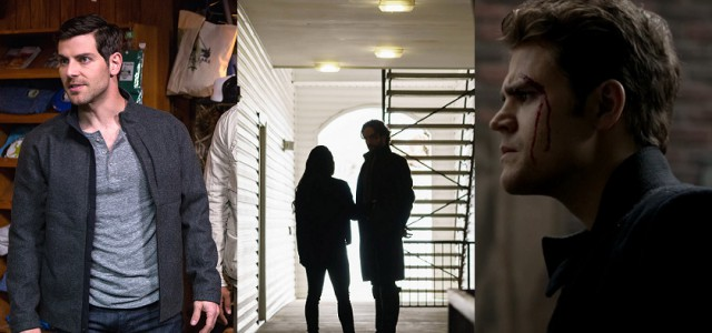 """US-Einschaltquoten: """"Grimm"""" legt zu, Serientief für """"Vampire Diaries"""""""