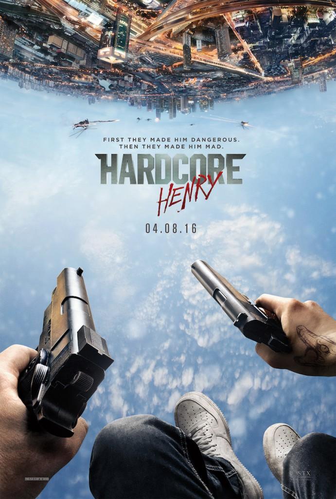 Hardcore Henry Trailer & Poster
