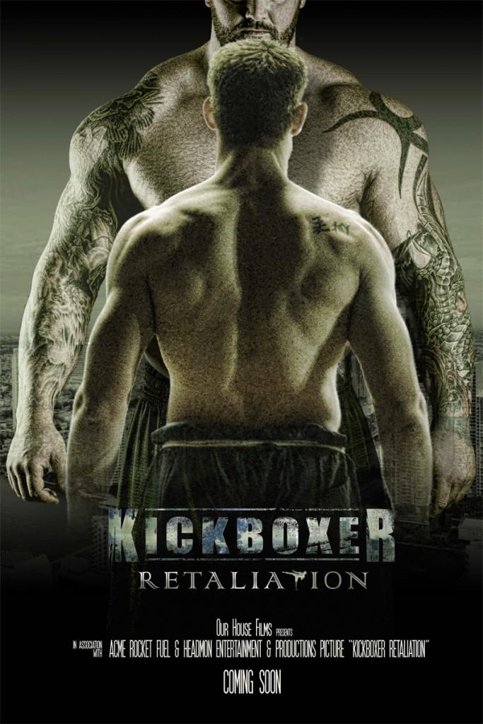 Kickboxer Retaliation Plakat