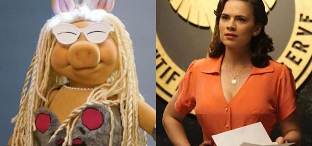 """US-Einschaltquoten: """"The Muppets"""" und """"Agent Carter"""" mit neuen Serientiefs"""