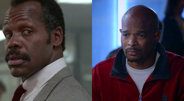 Lethal Weapon Serie Murtaugh