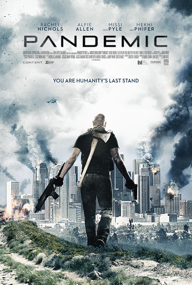Pandemic Trailer & Poster