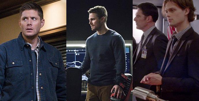 Supernatural Arrow Criminal Minds Staffel 11 Quoten
