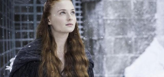 """Sophie Turner verspricht eine starke Sansa in """"Game of Thrones"""" Staffel 6"""