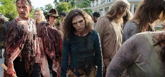 """""""The Walking Dead"""": Midseason-Premiere mit leicht enttäuschender Quote"""