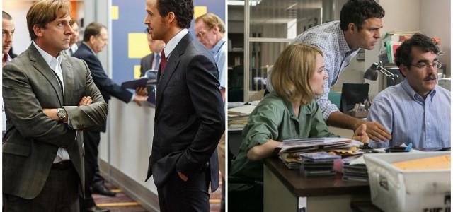 US-Autorengewerkschaft WGA prämiert Spotlight und The Big Short