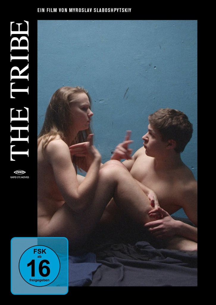 The Tribe (2014) Cover