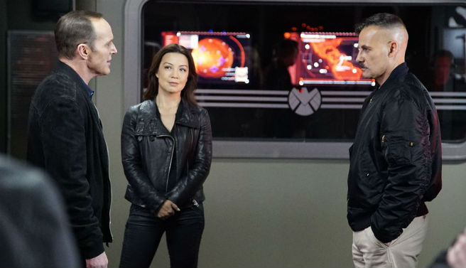 Agents of SHIELD Season 3 Quoten