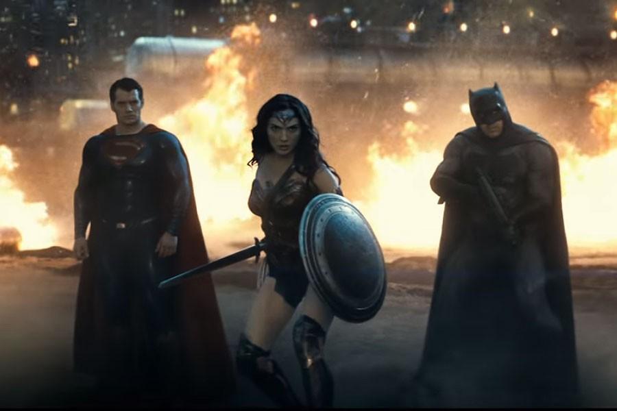 Batman v Superman Dawn of Justice (2016) Filmbild 6