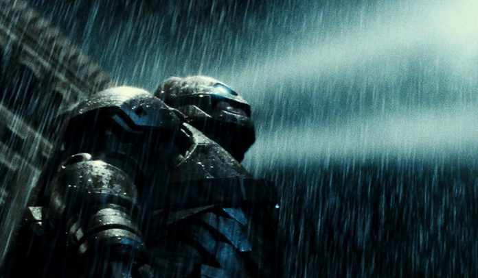 Batman v Superman Spots