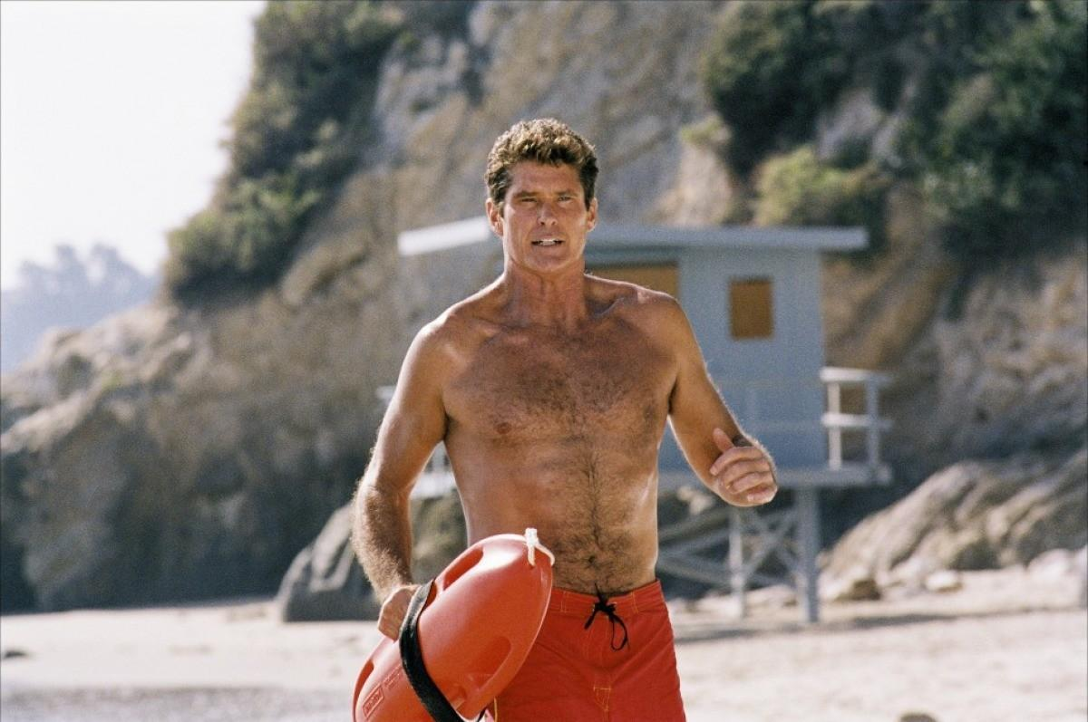 Baywatch David Hasselhoff