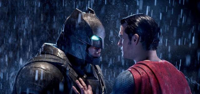Box-Office Deutschland: Batman v Superman startet ordentlich