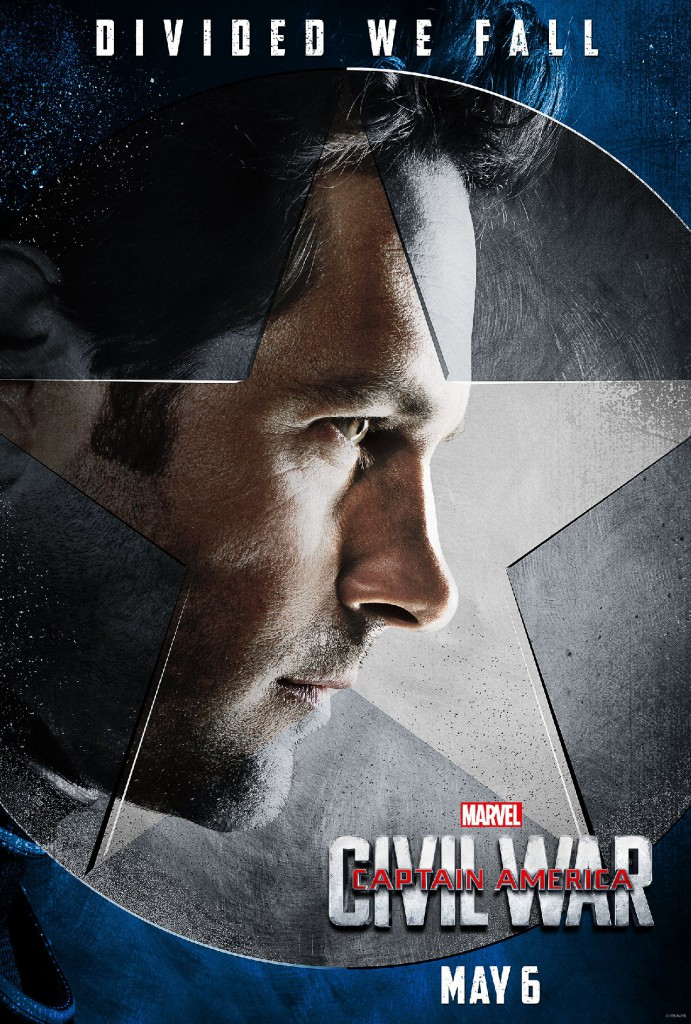 The First Avenger Civil War Trailer & Poster 1