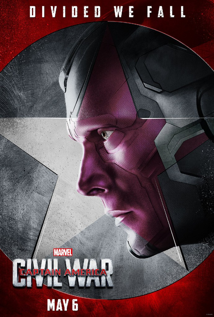 The First Avenger Civil War Trailer & Poster 7