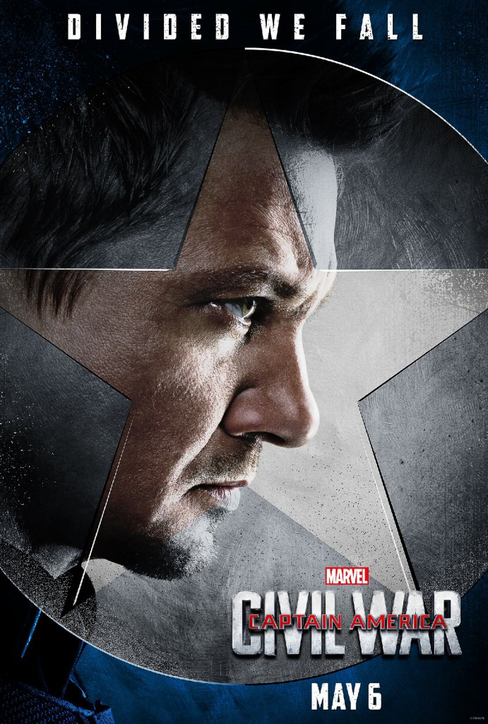 The First Avenger Civil War Trailer & Poster 3
