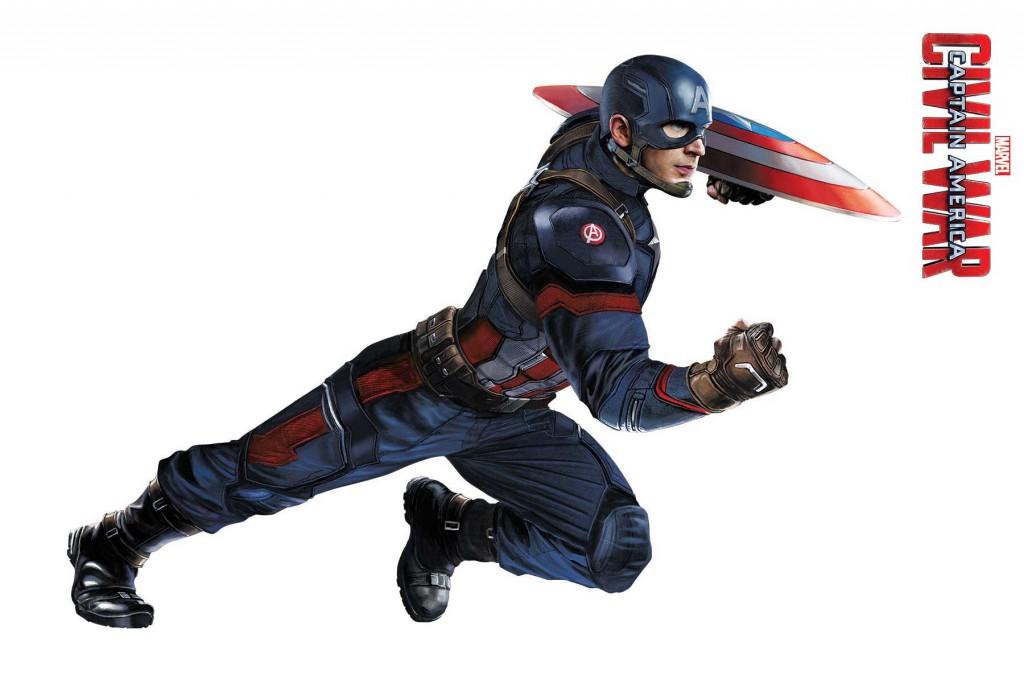 The First Avenger Civil War Bilder 1