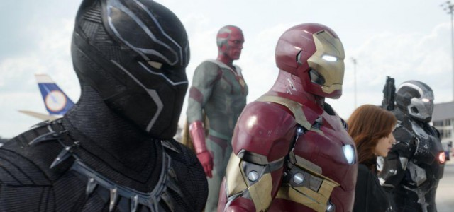 Captain America: Civil War – Neuer Trailer bricht Marvel-Rekord!