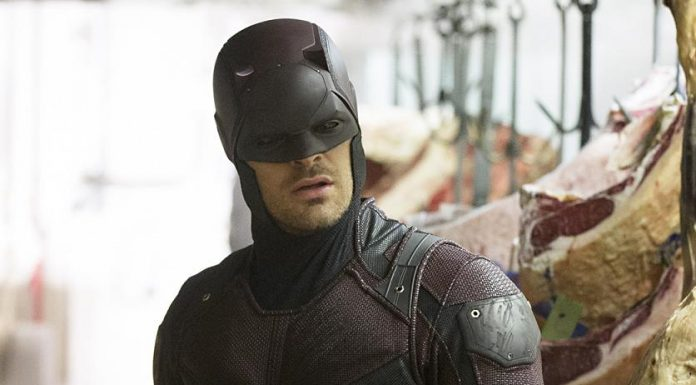 Charlie Cox Interview Daredevil