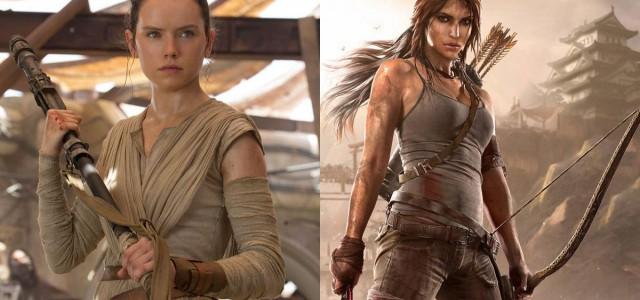 Star-Wars-Star Daisy Ridley bestätigt Tomb-Raider-Gespräche