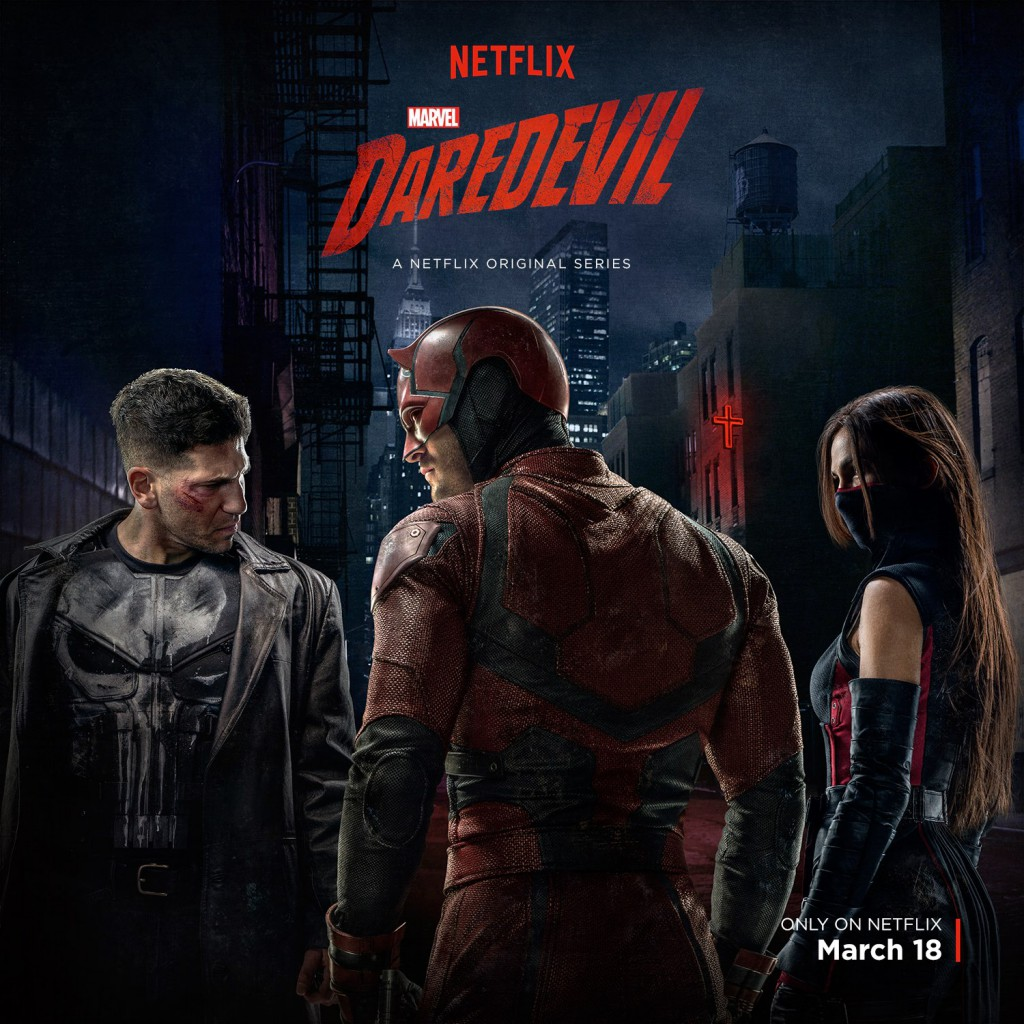 Daredevil Staffel 2 Trailer & Poster