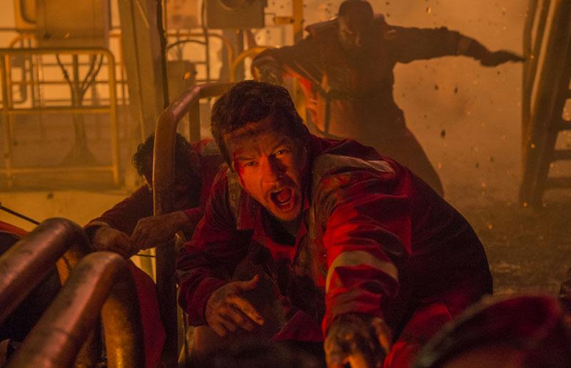 Deepwater Horizon Trailer Mark Wahlberg
