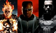 Disney Marvel R Rating Ghost Rider Blade The Punisher