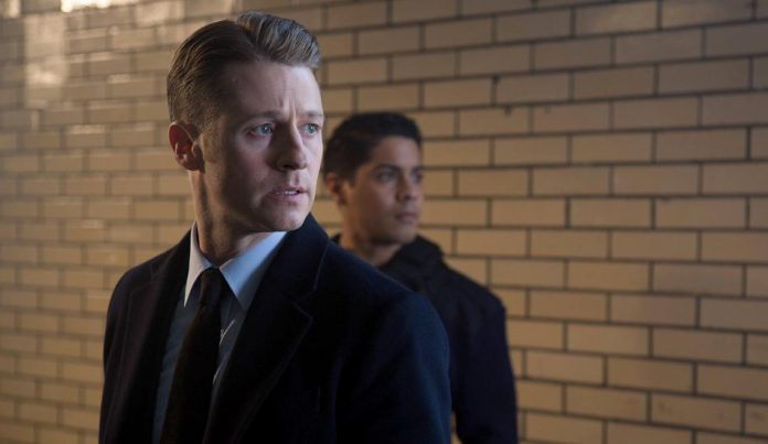 Gotham Season 2 Quoten